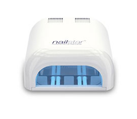 NailStar Professional UV Nail Lamp